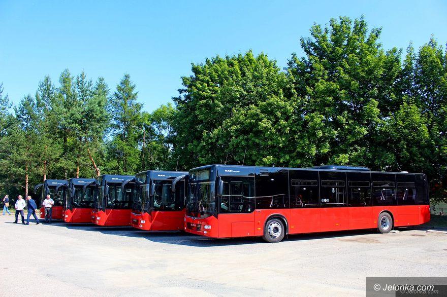 Jelenia Góra: Nowe autobusy w MZK