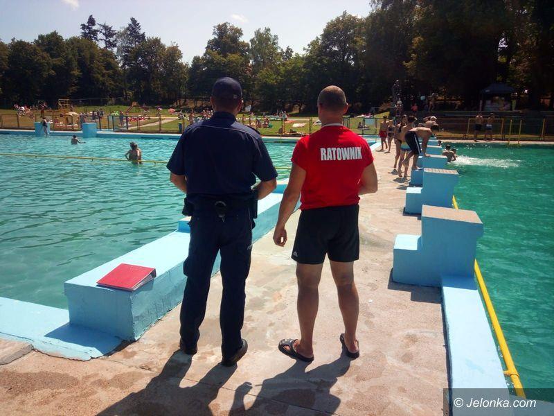 Region: Trwają kontrole kąpielisk