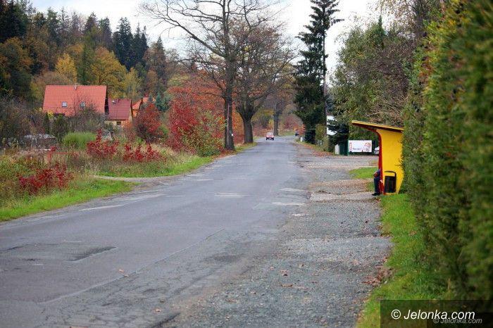 Jelenia Góra: Ulica Łomnicka–etap II