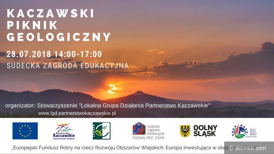 Region: Piknik Geologiczny w Dobkowie – wkrótce