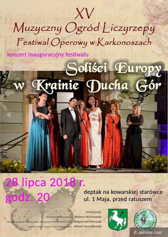 Kowary: Operowa podróż z Liczyrzepą