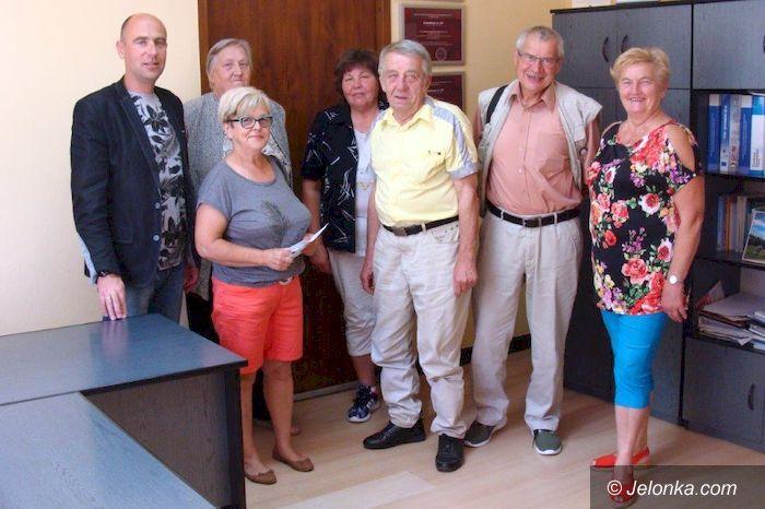 Janowice Wielkie: Rada Seniorów działa
