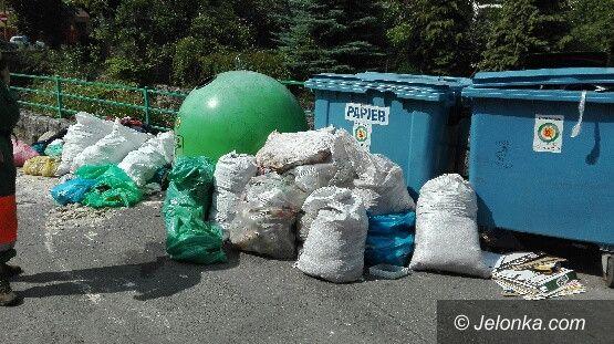 Jelenia Góra: Jedni śmiecą, ale płacą za to wszyscy