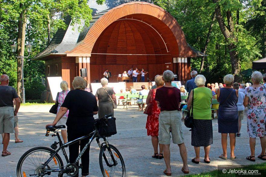 Jelenia Góra: Czeska grupa zagrała w Parku Zdrojowym