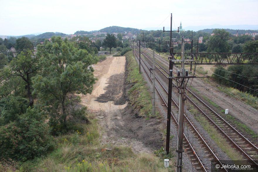 Jelenia Góra: Budują przystanek kolejowy Zabobrze