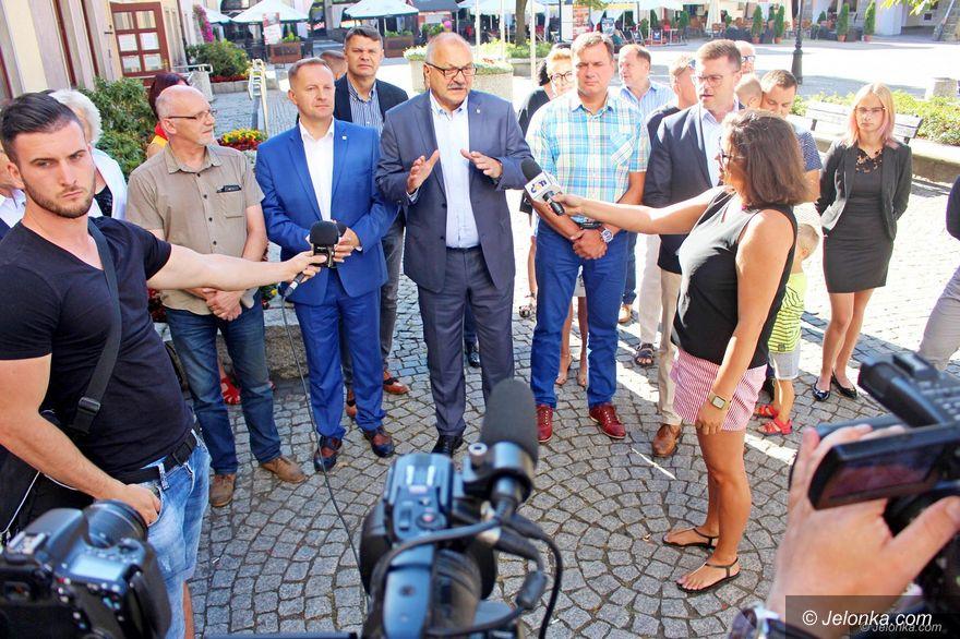 Jelenia Góra: H. Papaj kandydatem na prezydenta Jeleniej Góry