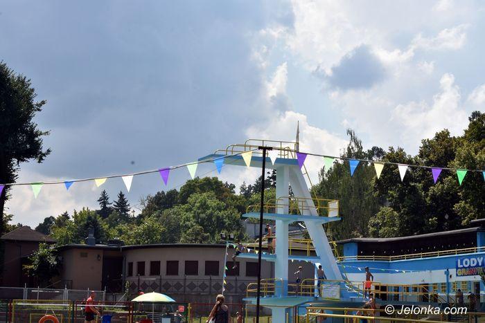 Jelenia Góra: Bezmyślne skoki z wieży