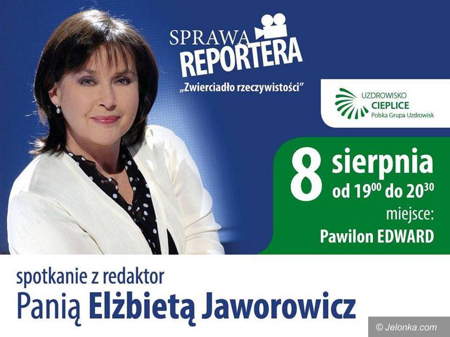 Jelenia Góra: W środę spotkanie z Elżbietą Jaworowicz