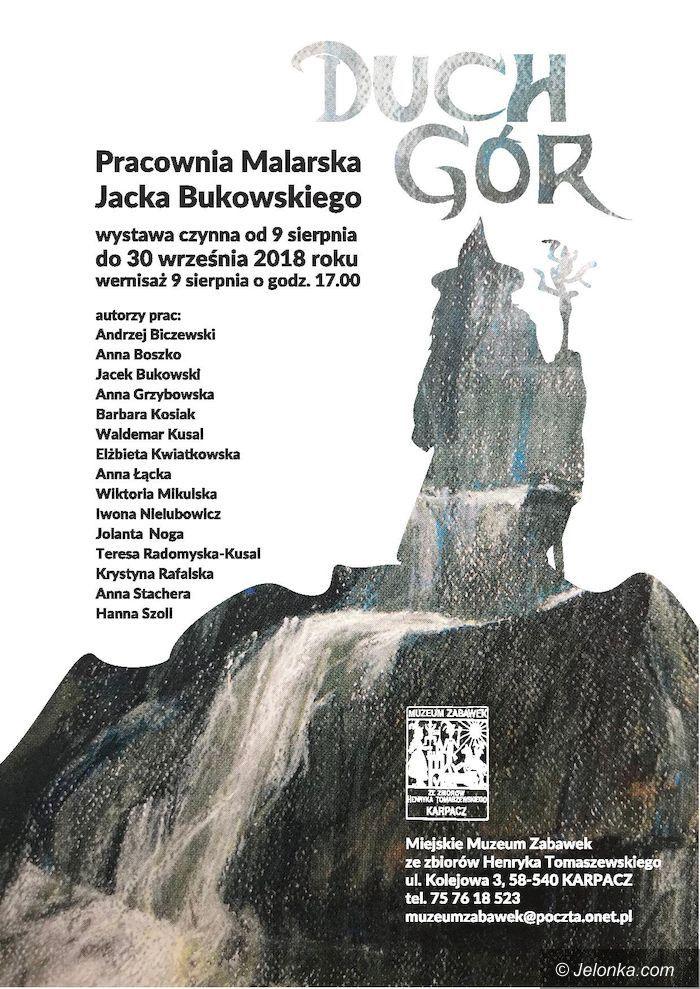 Karpacz: Wystawa malarstwa o Duchu Gór