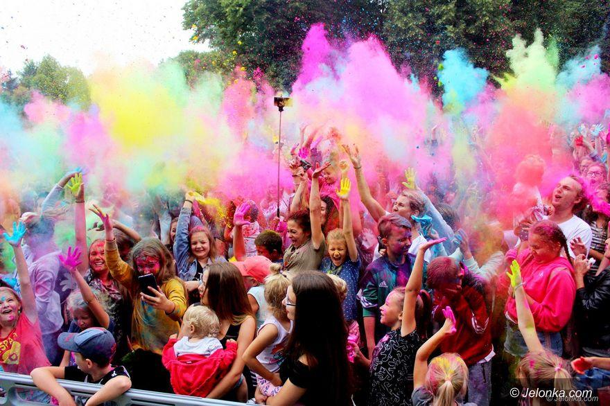 Jelenia Góra: Zabawa z kolorami