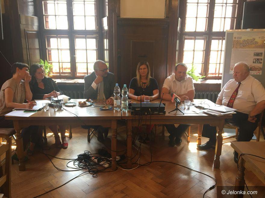 Region: Dożynki Wojewódzkie w Gryfowie Śląskim