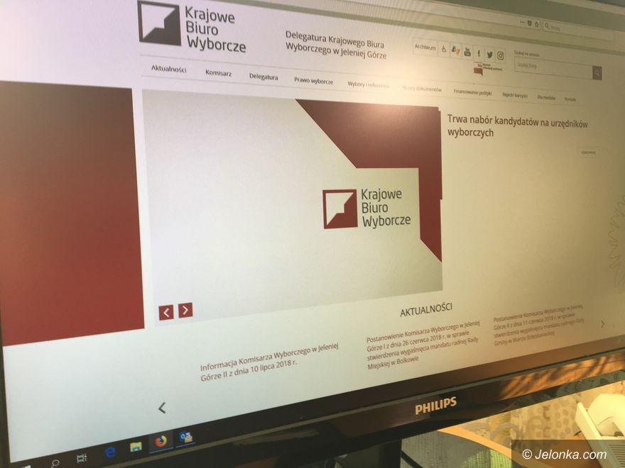 Jelenia Góra: Nadal szukają chętnych na urzędnika wyborczego