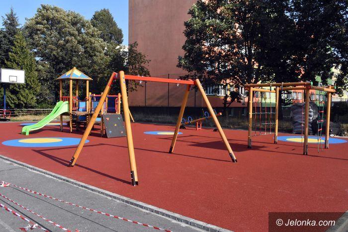 Jelenia Góra: Jest nowy plac zabaw przy