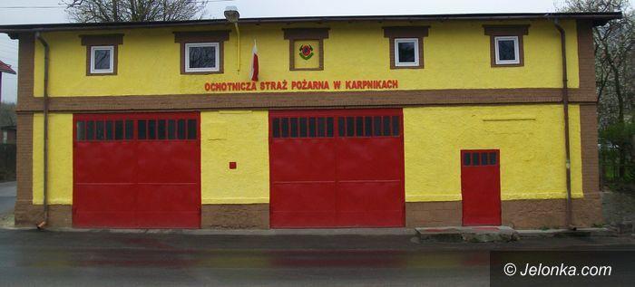 Karpniki: Strażacy z Karpnik w czołówce herosów