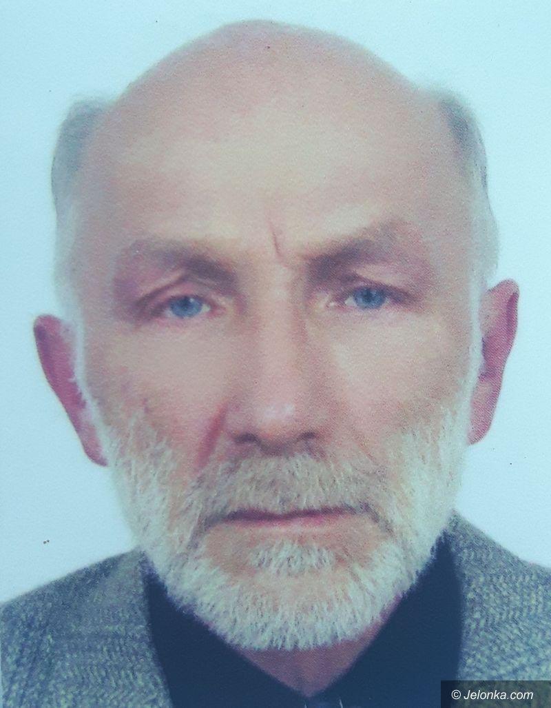 Jelenia Góra: Zaginął Wiesław Wniarczyk