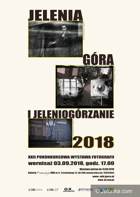 """Jelenia Góra: """"Jelenia Góra i Jeleniogórzanie 2018"""" w ODK"""