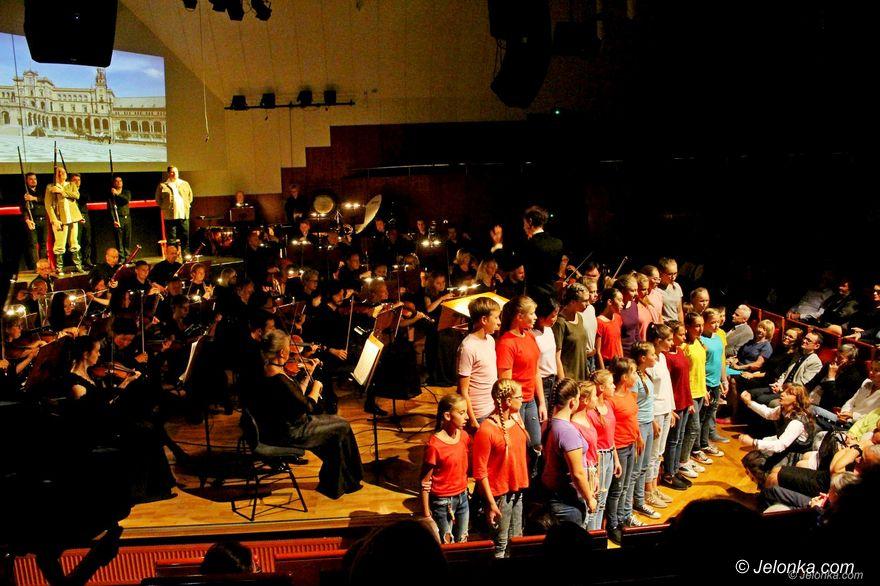 Jelenia Góra: Operowa uczta z Carmen w filharmonii