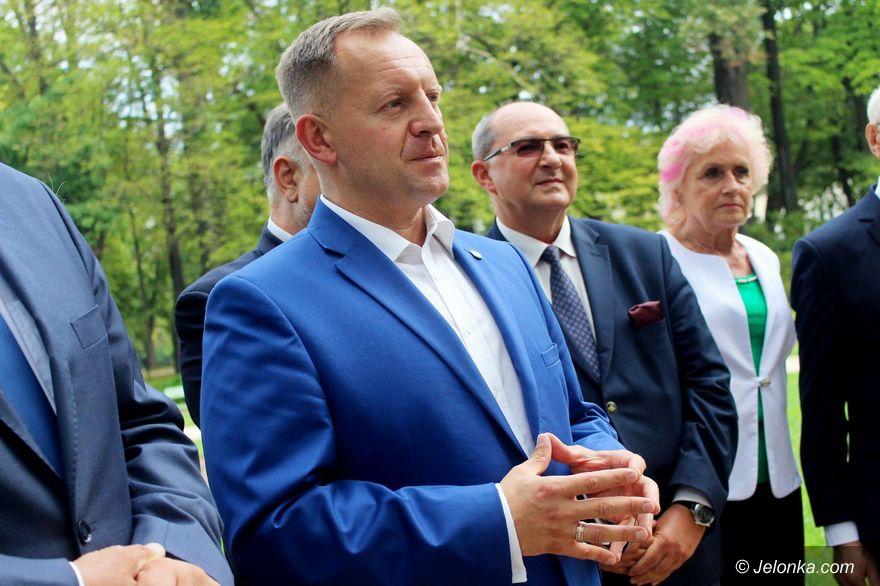 Jelenia Góra: Hubert Papaj ma program