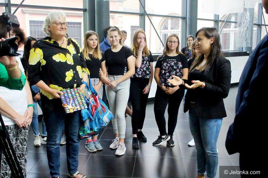 Jelenia Góra: Młodzież z Erftstadt w Jeleniej Górze