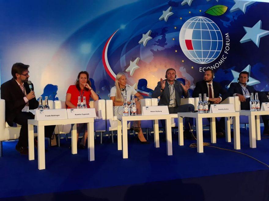 Karpacz: Karpacz obecny na polskim Davos