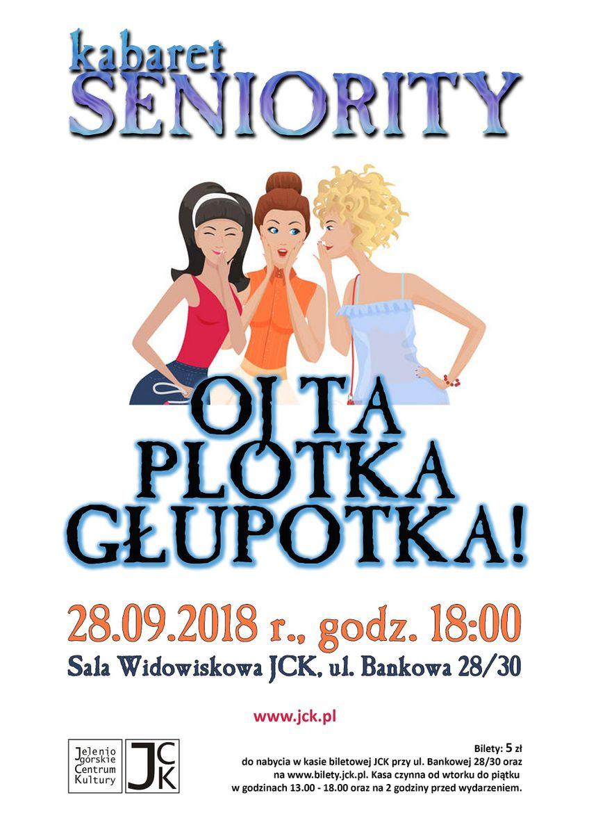 Jelenia Góra: Seniority z programem