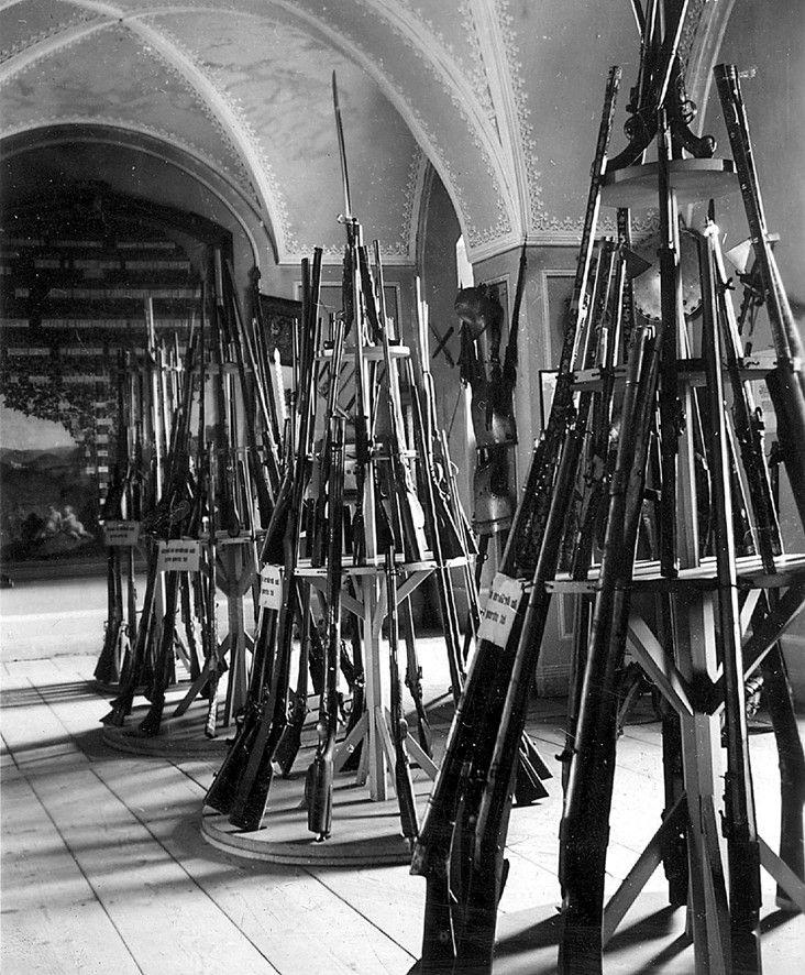 Jelenia Góra: Gdzie jest cieplicka broń Schaffgotschów?