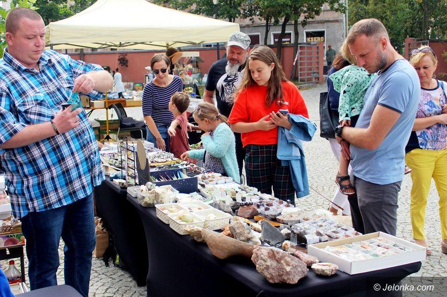 Jelenia Góra: Oglądali i kupowali minerały