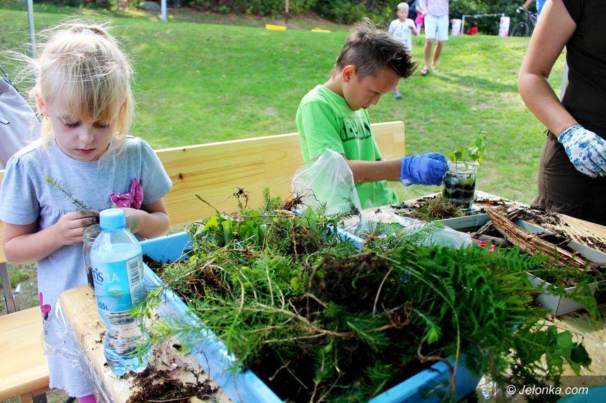 Jelenia Góra: Ekologiczna zabawa pod Chojnikiem