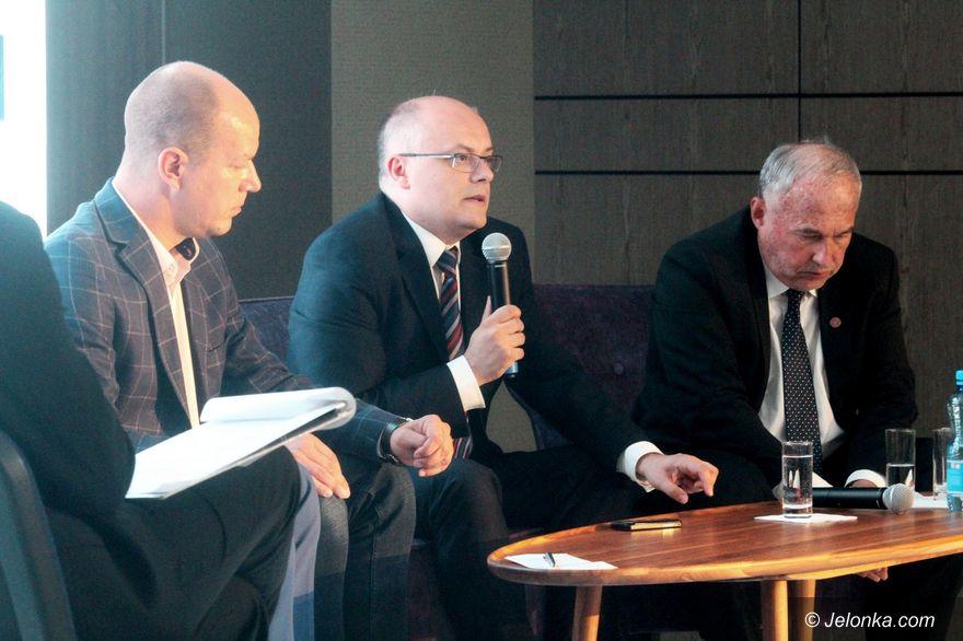 Jelenia Góra: Konferencja BGK