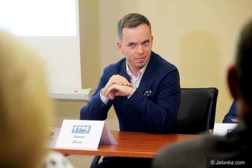 Jelenia Góra: P. Gluza kandyduje na prezydenta miasta