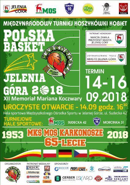 Jelenia Góra: Polska Basket od dzisiaj