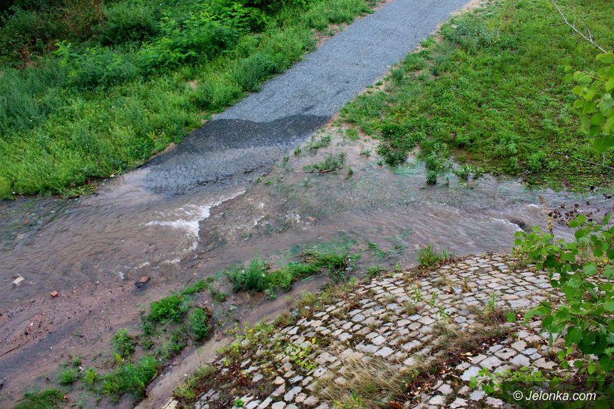 Jelenia Góra: Awaria magistrali wodociągowej (aktualizacja)