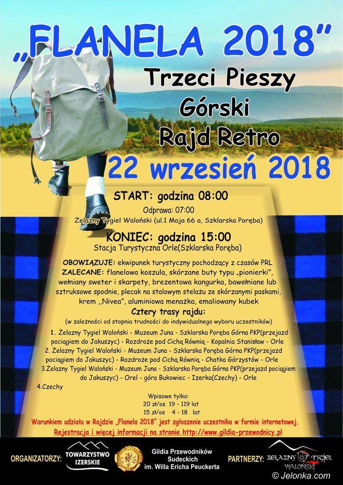 Szklarska Poręba: Rajd retro już w sobotę