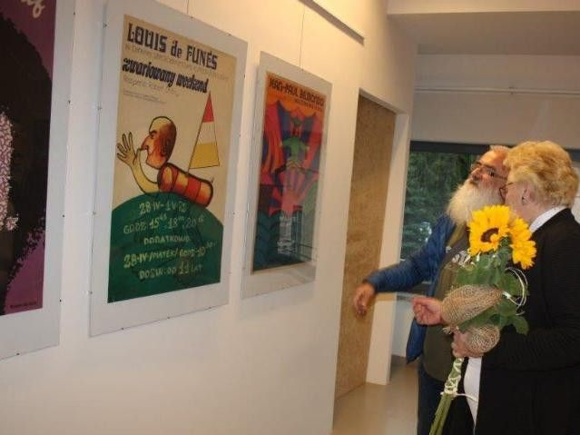Jelenia Góra: Plakaty filmowe retro