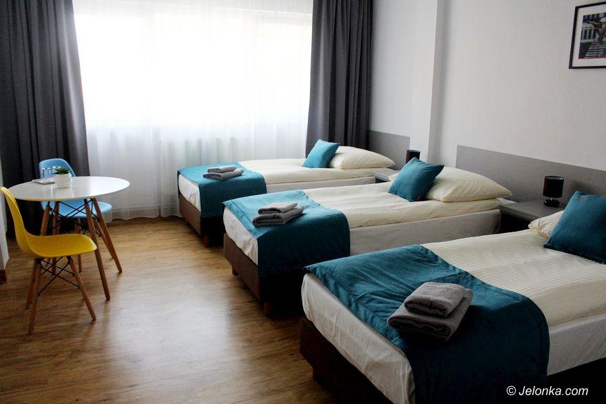 Jelenia Góra: Hotel przy Złotniczej gotowy