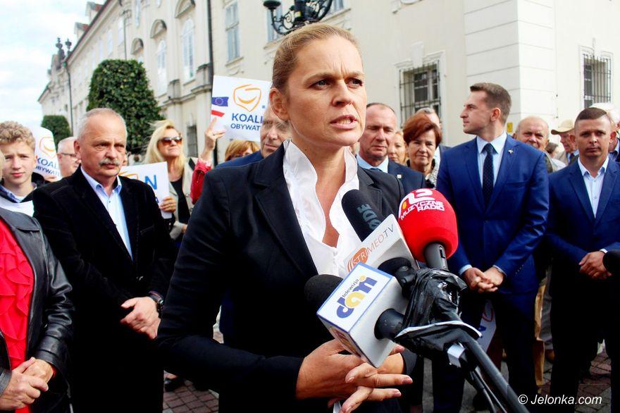 Jelenia Góra: Ze wsparciem dla kandydatów koalicji