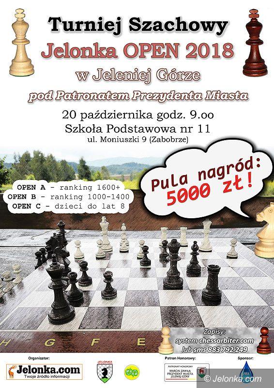 Jelenia Góra: Powalczą szachiści. W puli 5000 złotych!