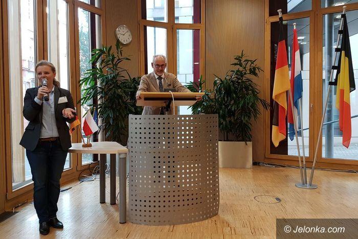 Powiat: Robocze spotkanie powiatów w Aachen