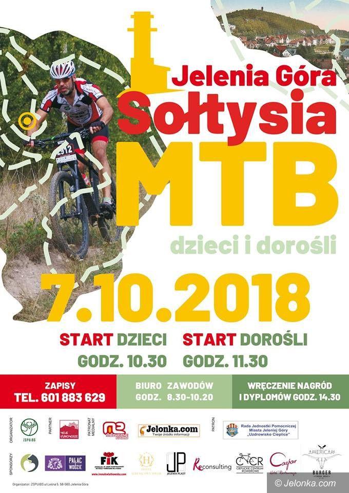 Jelenia Góra: Sołtysia MTB Race – zapisy rozpoczęte!