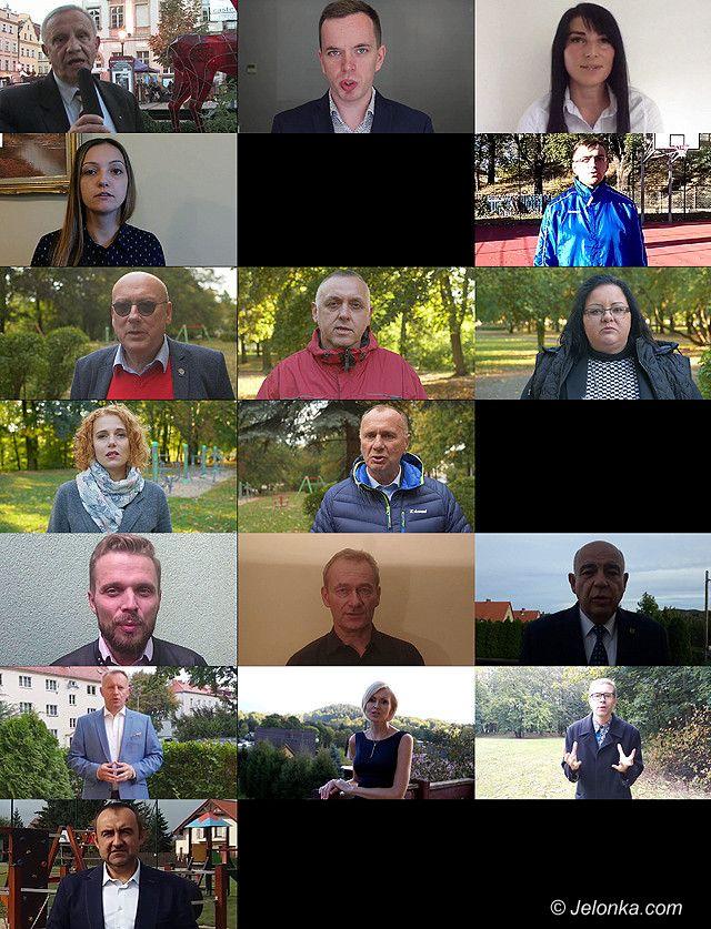 Jelenia Góra: Videoprezentacja kandydatów do rady – Okręg 3