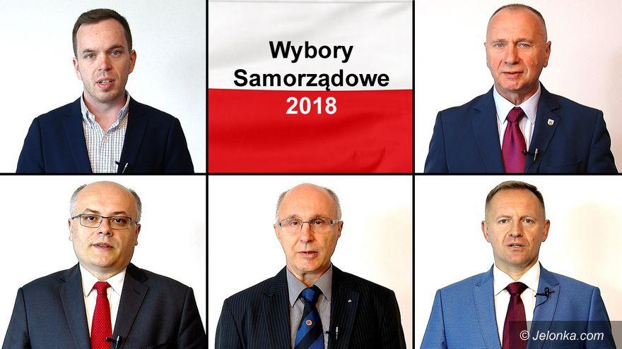 Jelenia Góra: Drobne poprawki. Kandydaci na prezydenta Jeleniej Góry do tablicy! 3/12