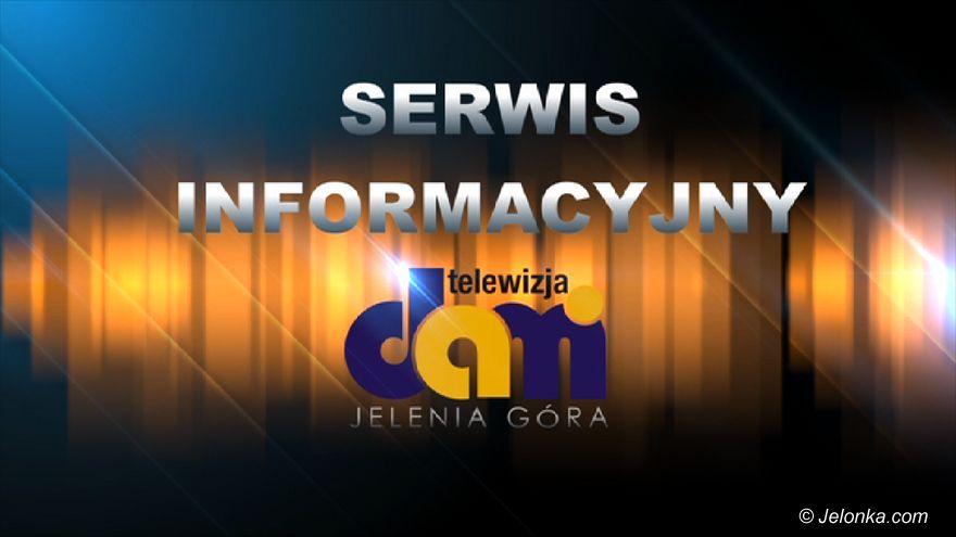 Jelenia Góra: Serwis Informacyjny TV Dami Jelenia Góra z dnia 08.10.2018 r.