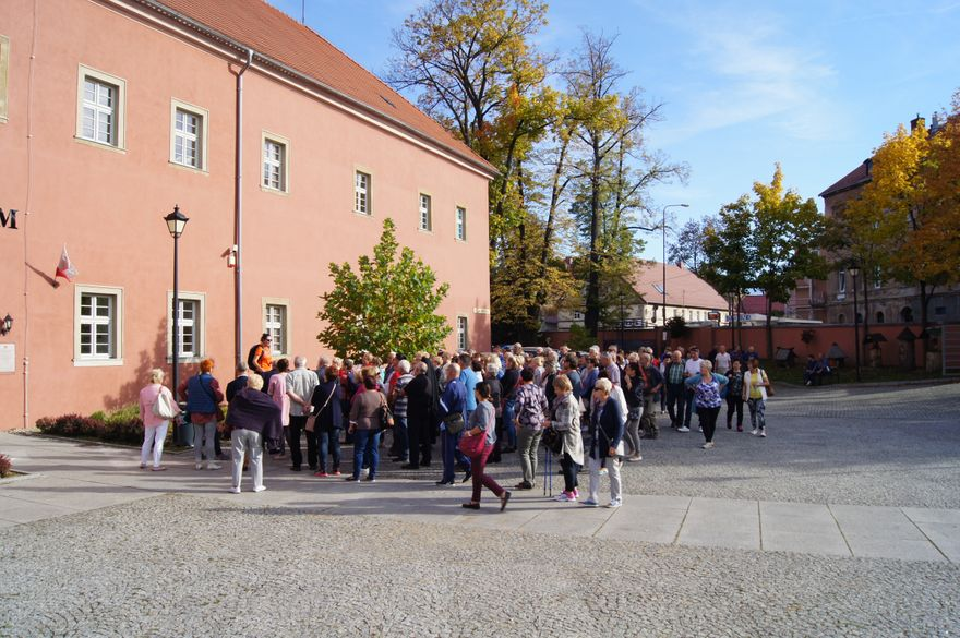 Jelenia Góra: Czteromilionowy gość w cieplickim muzeum
