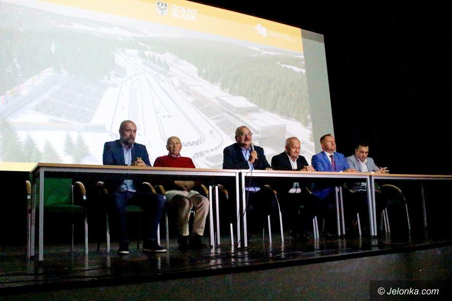 Region: Rusza budowa na Polanie Jakuszyckiej