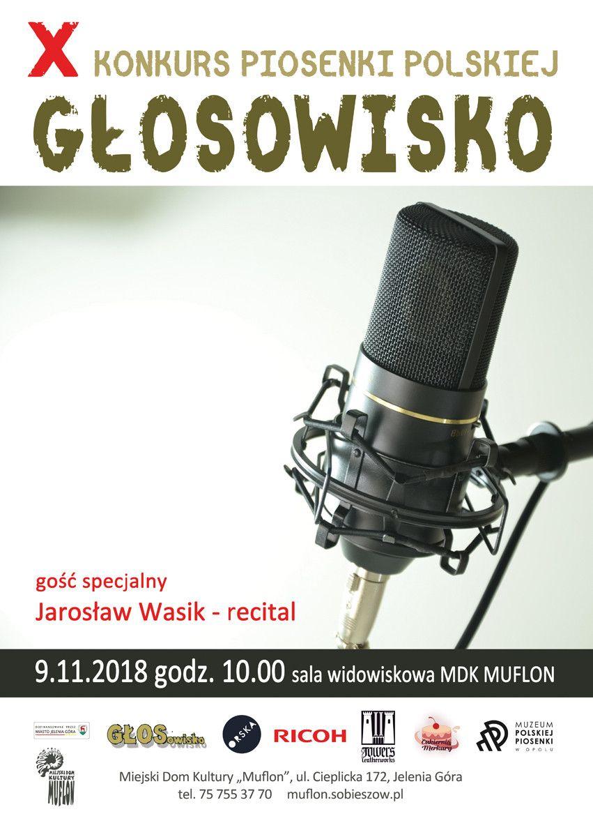 """Jelenia Góra: """"Głosowisko"""" 2018  w MDK """"Muflon"""""""