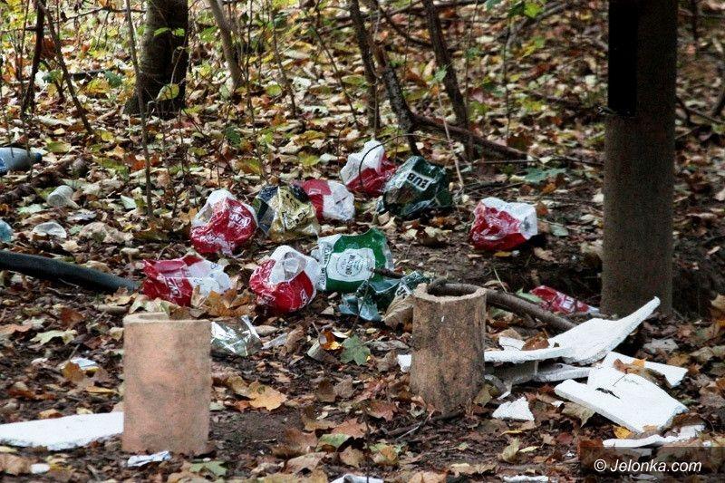 Jelenia Góra: Park wstydu!