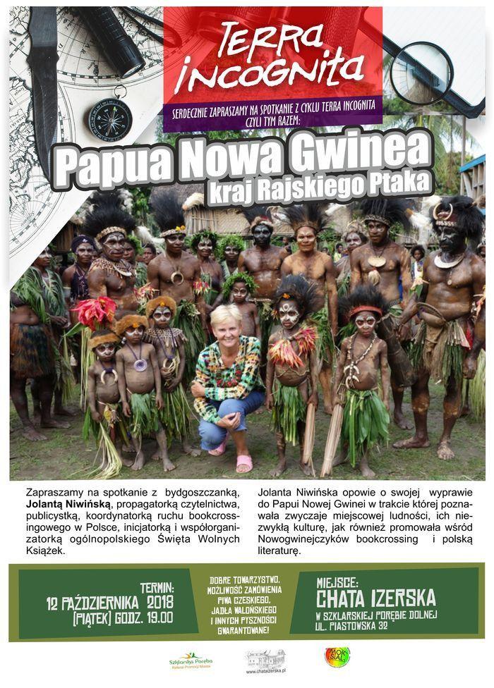 Szklarska Poręba: Terra Incognita o Papui Nowej Gwinei