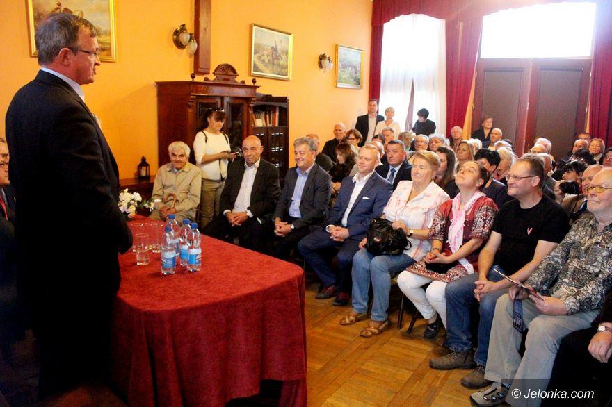 Jelenia Góra: Cymański: Ludzie chcą prezydenta Mroza