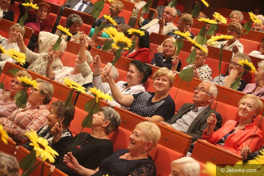 Jelenia Góra: Rozśpiewani seniorzy