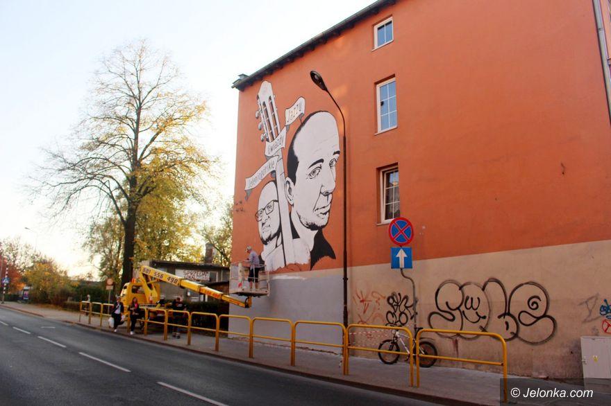 Jelenia Góra: Nowy mural w przestrzeni miejskiej